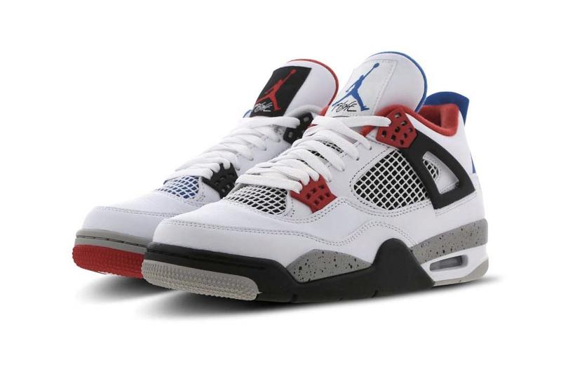 Air Jordan 4 What The