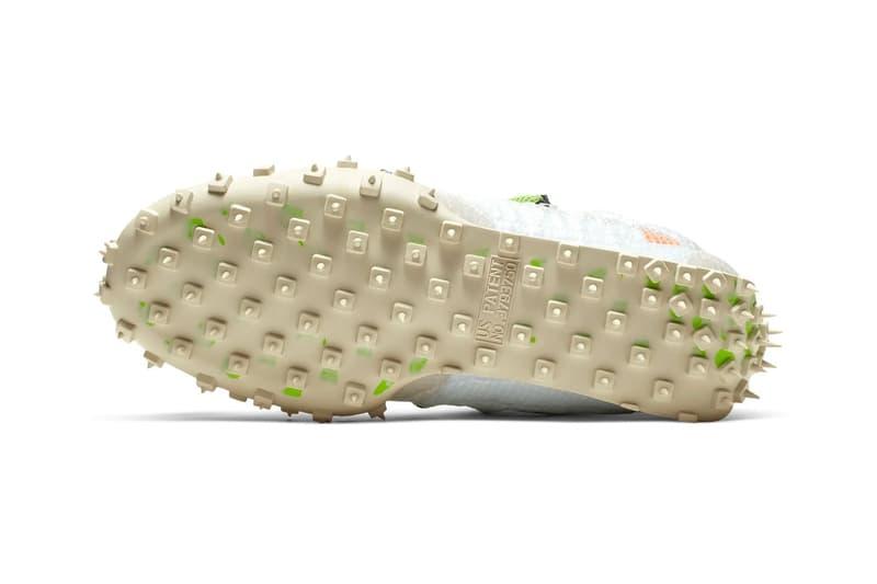 Photo Off-White™ x Nike Waffle Racer SP
