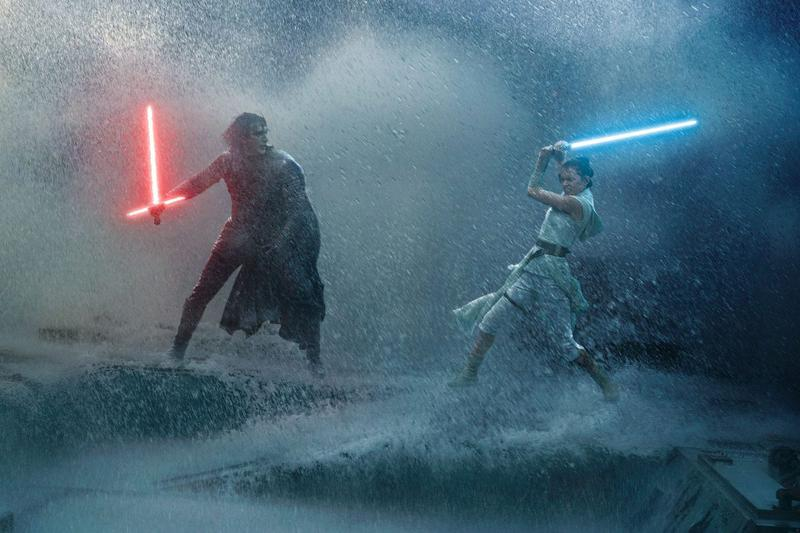Photos Star Wars : l'Ascension de Skywalker