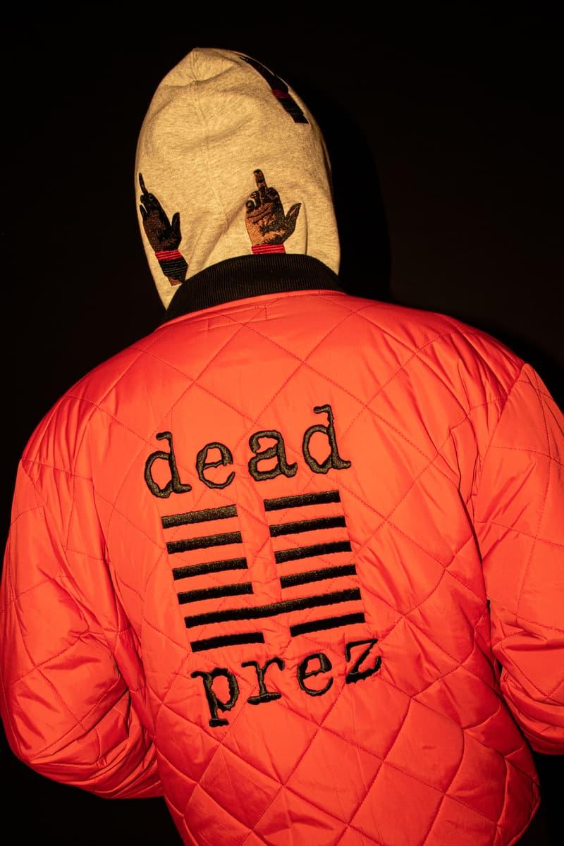 Photo Supreme x Dead Prez