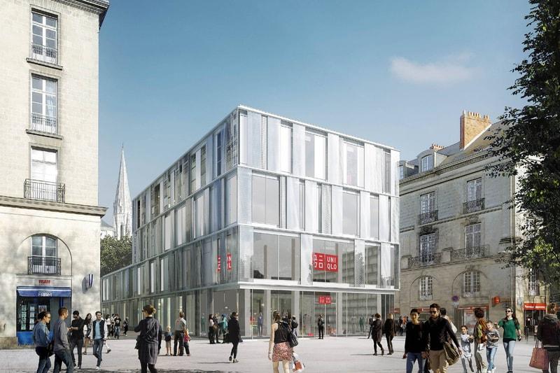 Uniqlo annonce l'ouverture d'un nouveau magasin en France