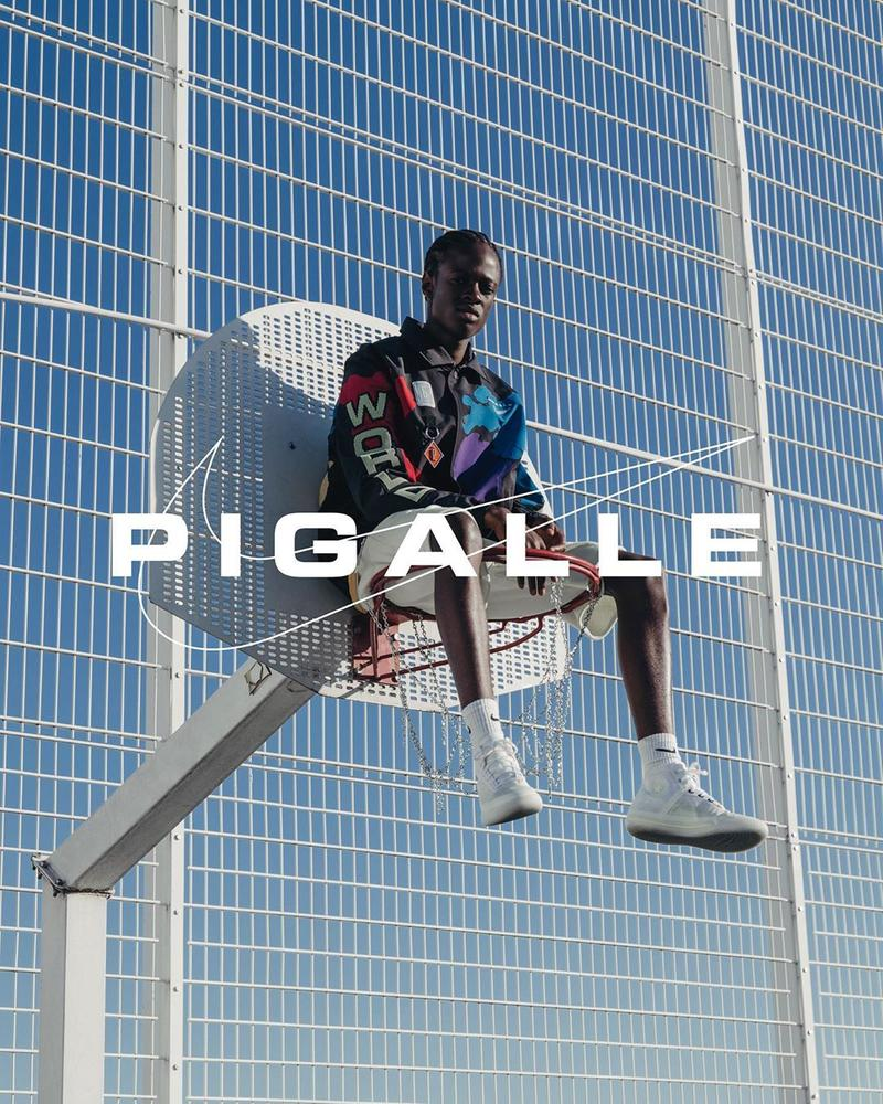 Pigalle Nike Converse