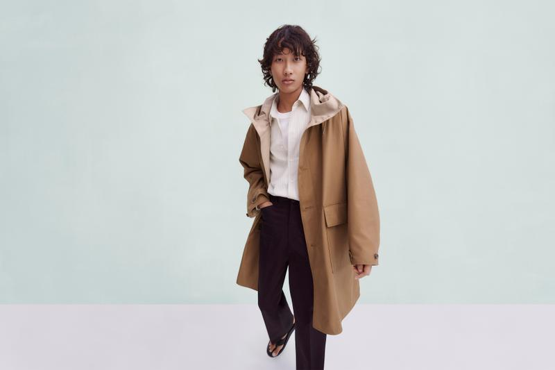 Photos Uniqlo U lookbook