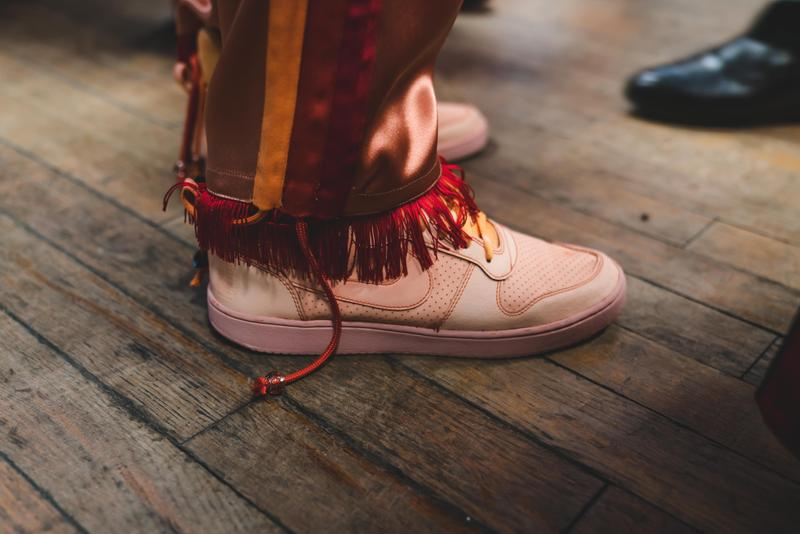 Pigalle, Nike, Air Force 1