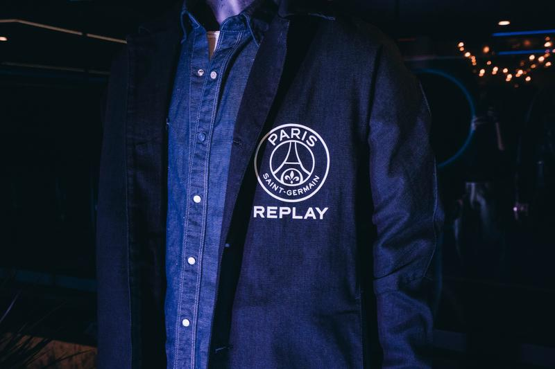 Photos Psg x Replay x Neymar