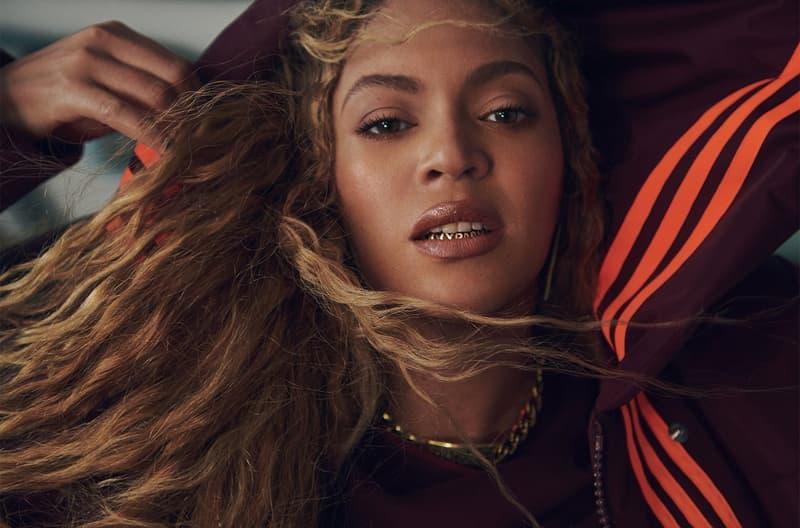 adidas, Beyonce