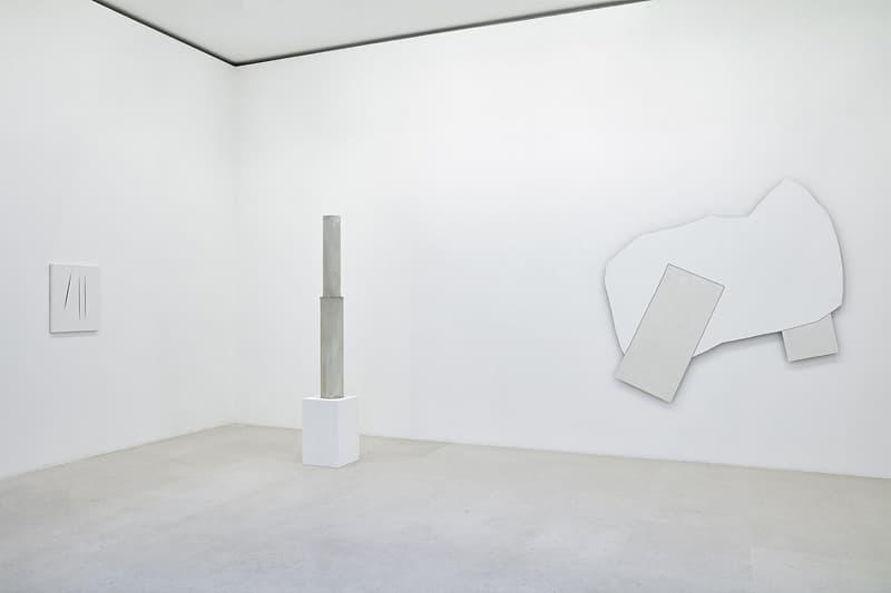 "Oeuvres ""Blanc sur Blanc"" Gagosian"