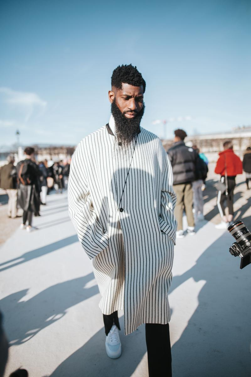 streetstyle, Paris fashion week