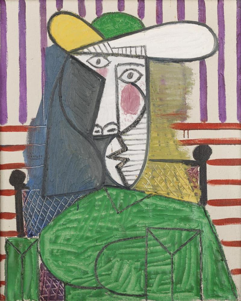 Photos Buste de Femme Picasso