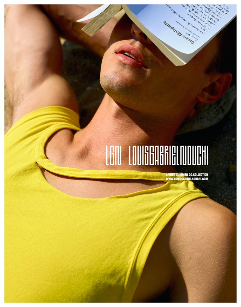 Lookbook Louis-Gabriel Niouchi