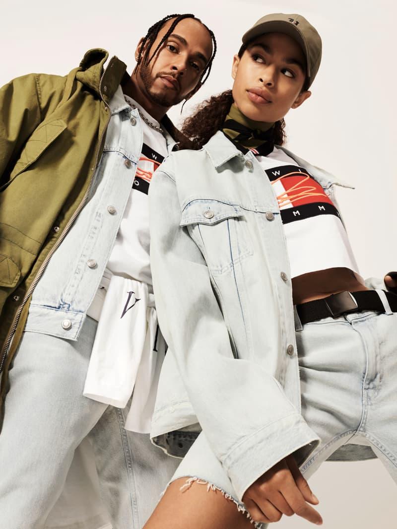 Lookbook Tommy x Lewis Hamilton