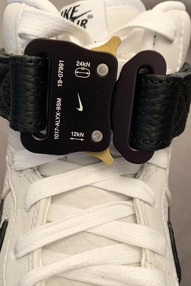 ALYX Nike Air Force 1 High
