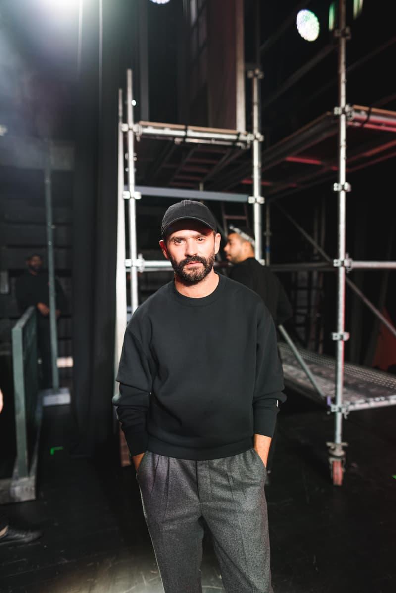 Photo AMI Automne/Hiver 2020 backstages