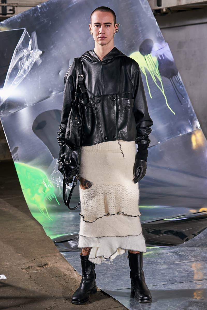 Andrea Crews Paris Fashion Week