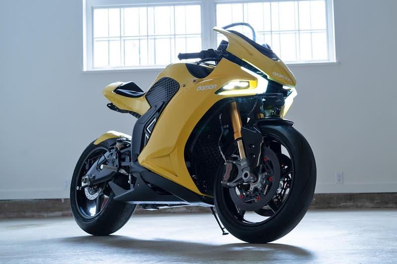BlackBerry Damon Motorcycles moto