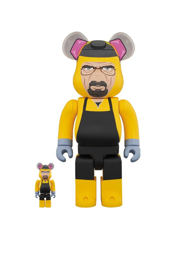 BE@RBRICK Breaking Bad