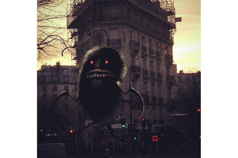 Photos monstres Boulet