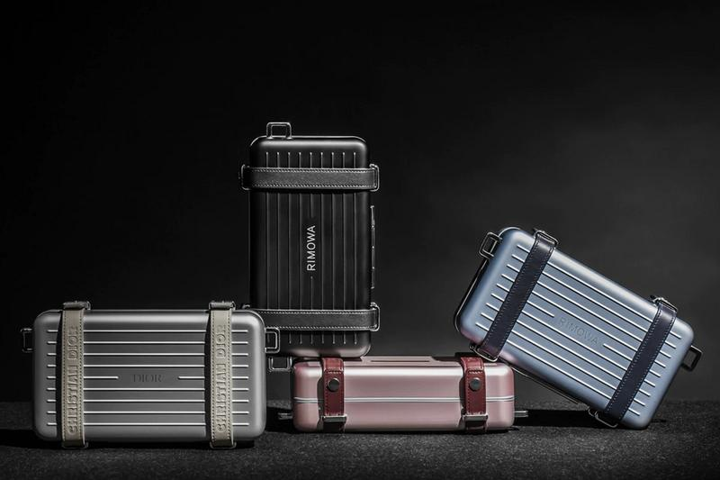 Photos Dior x RIMOWA
