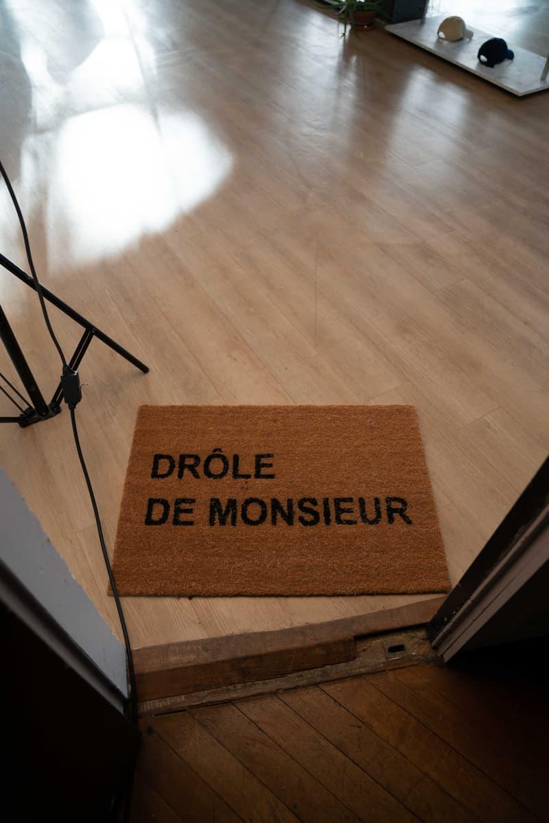 Photo Drôle de Monsieur Automne/Hiver 2020