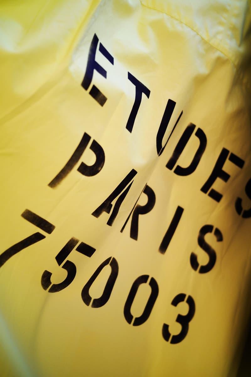 Photo Études Automne/Hiver 2020