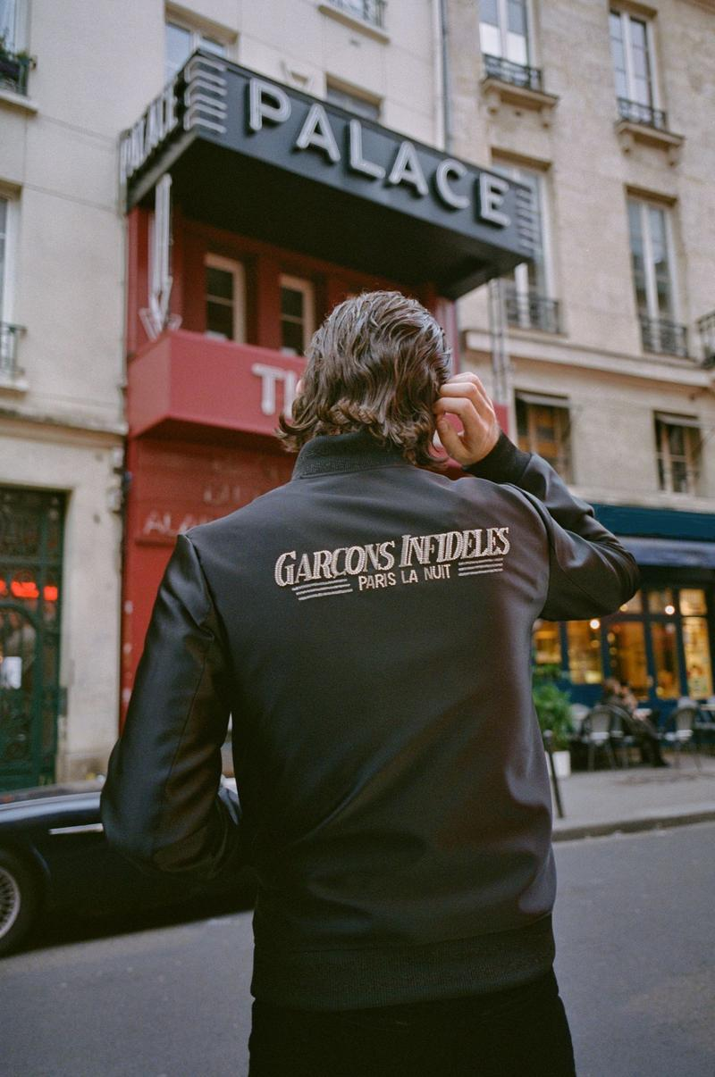 Lookbook Garçons Infidèles