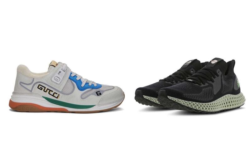 Gucci, Nike, ASICS... 10 nouvelles sneakers à shopper dès maintenant