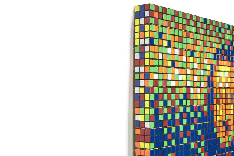 Invader Rubik Mona Lisa