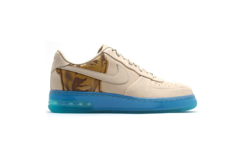 Photo Kobe Bryant sneakers Air Force 1