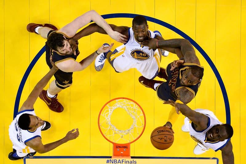Photos LeBron James vs Warriors