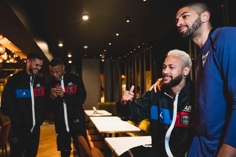 Cinq minutes avec Neymar pour parler basket avant le NBA Paris Game