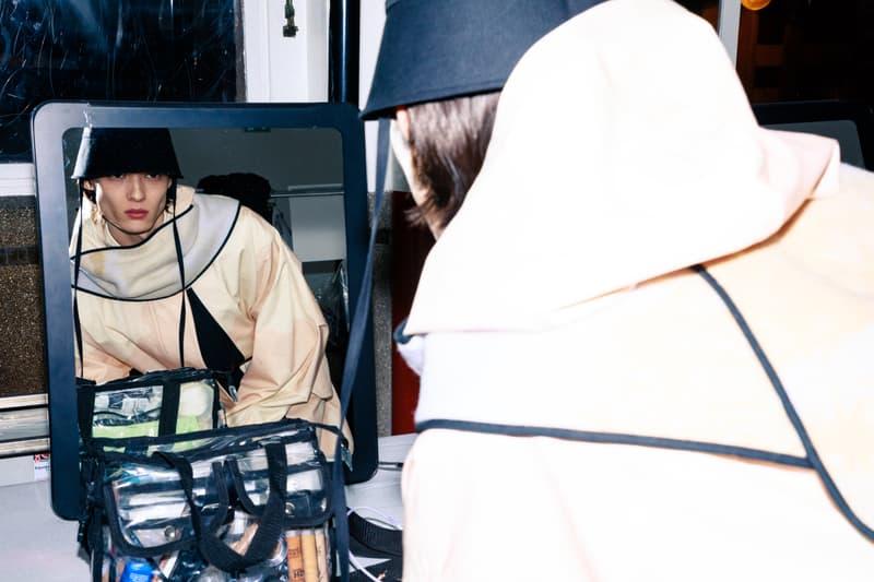 Photo OAMC défilé Fashion Week Paris Automne/Hiver 2020