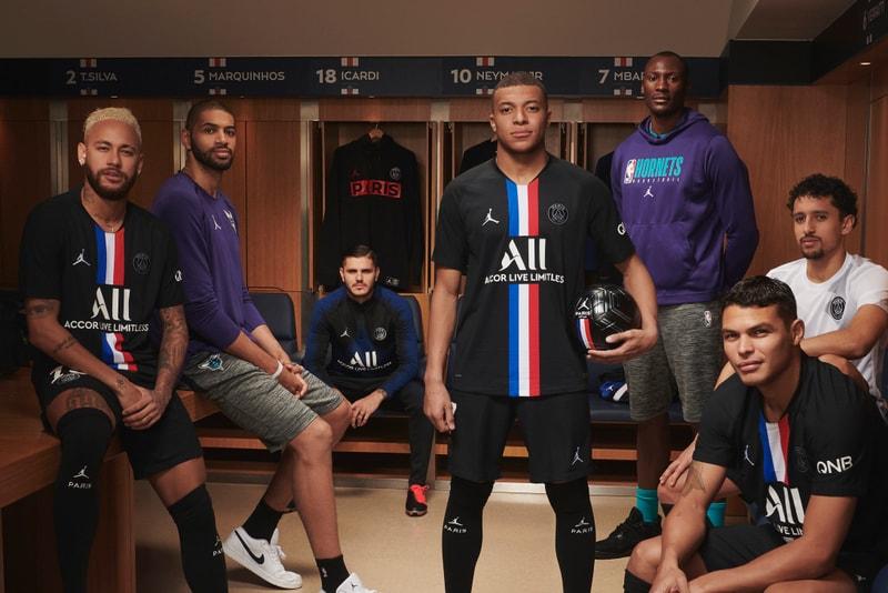 Avant-première : Voici le 4ème maillot du PSG imaginé avec Jordan