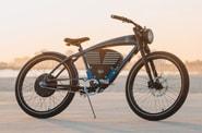 Le vélo électrique de Vintage Electric est un hommage au pilote de course Carrol Shelby