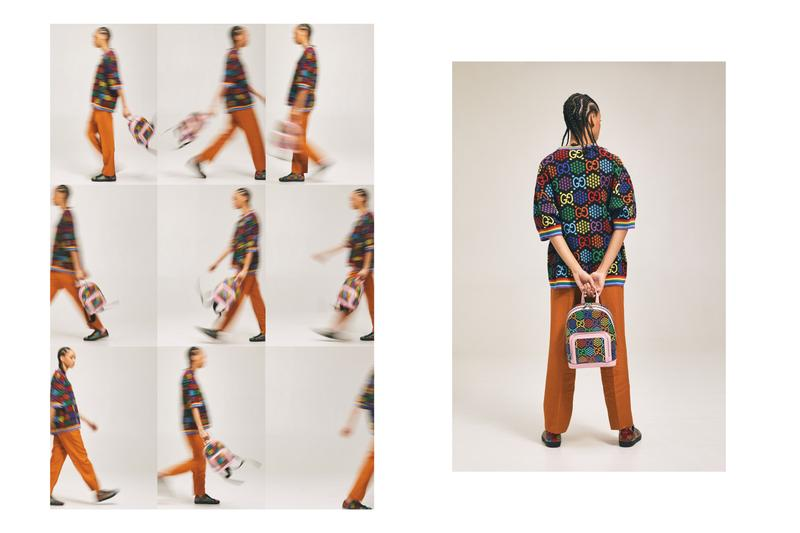 Lookbook Gucci GG Psychedelic