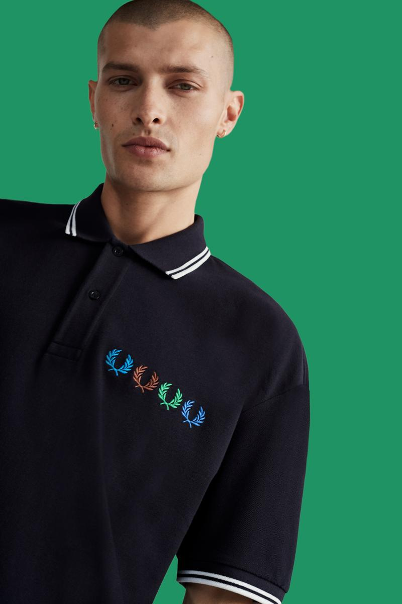 Photo Fred Perry x BEAMS