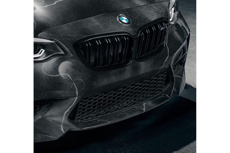Photos Futura 2000 x BMW