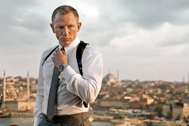 Photos James Bond
