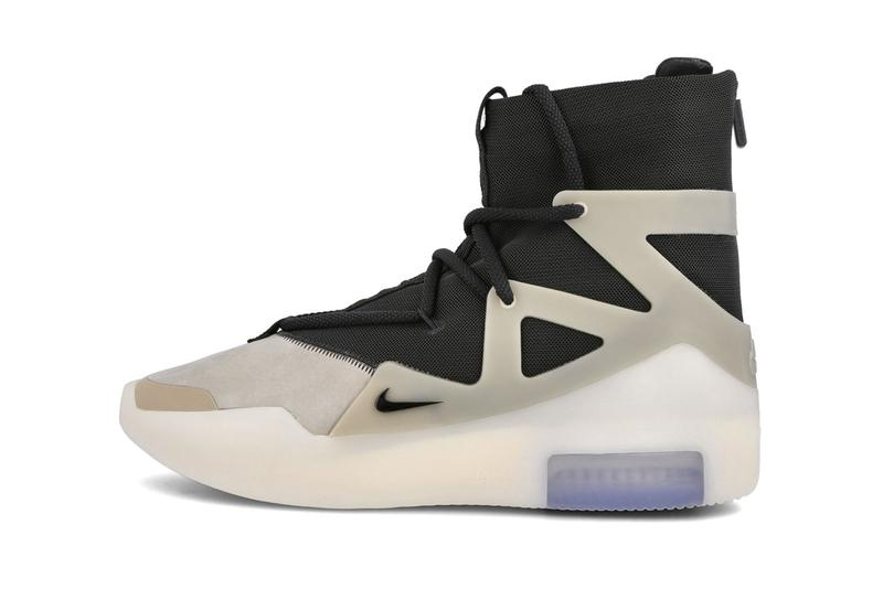 "Photo Nike Air Fear of God 1 ""String"""
