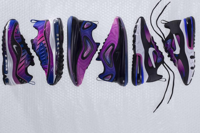 "Photo Nike Air Max ""Bubble Pack"""