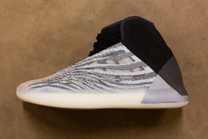 Photo YEEZY Basketball Quantum