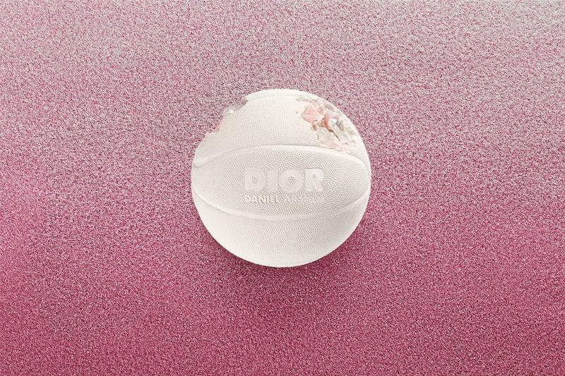 Photos Dior x Daniel Arsham