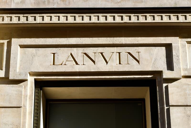 Photos Lanvin