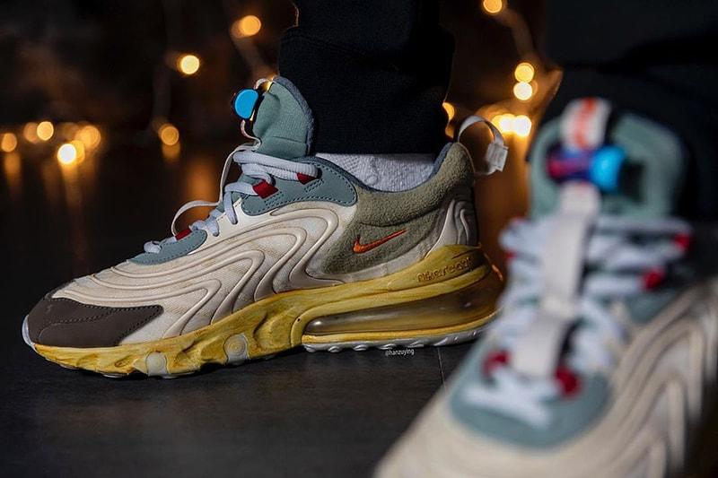 La date de sortie de la Travis Scott x Nike Air Max 270 se précise