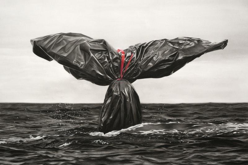 Ce duo d'artistes français explore l'impact de l'homme sur l'environnement à travers leur dernier projet