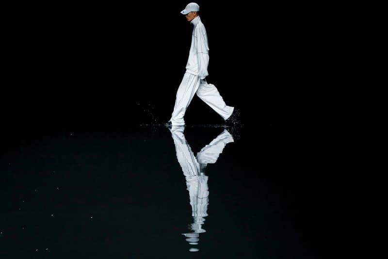Balenciaga Fashion Week Paris