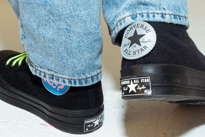 size? Converse Chuck Taylor