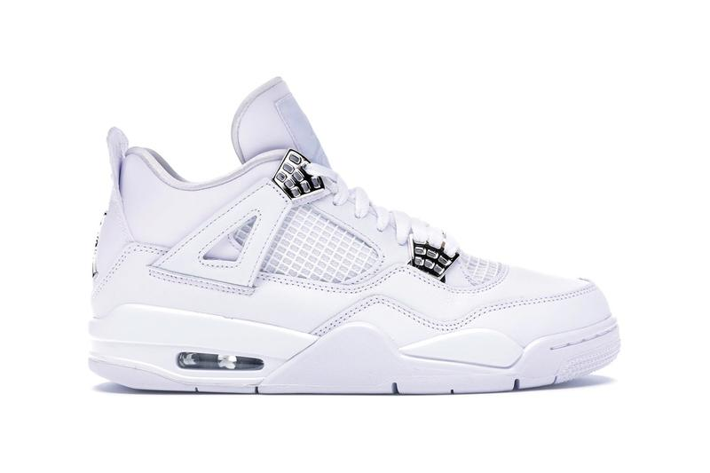 "Photo Air Jordan 4 Retro ""Metallic"" pack"