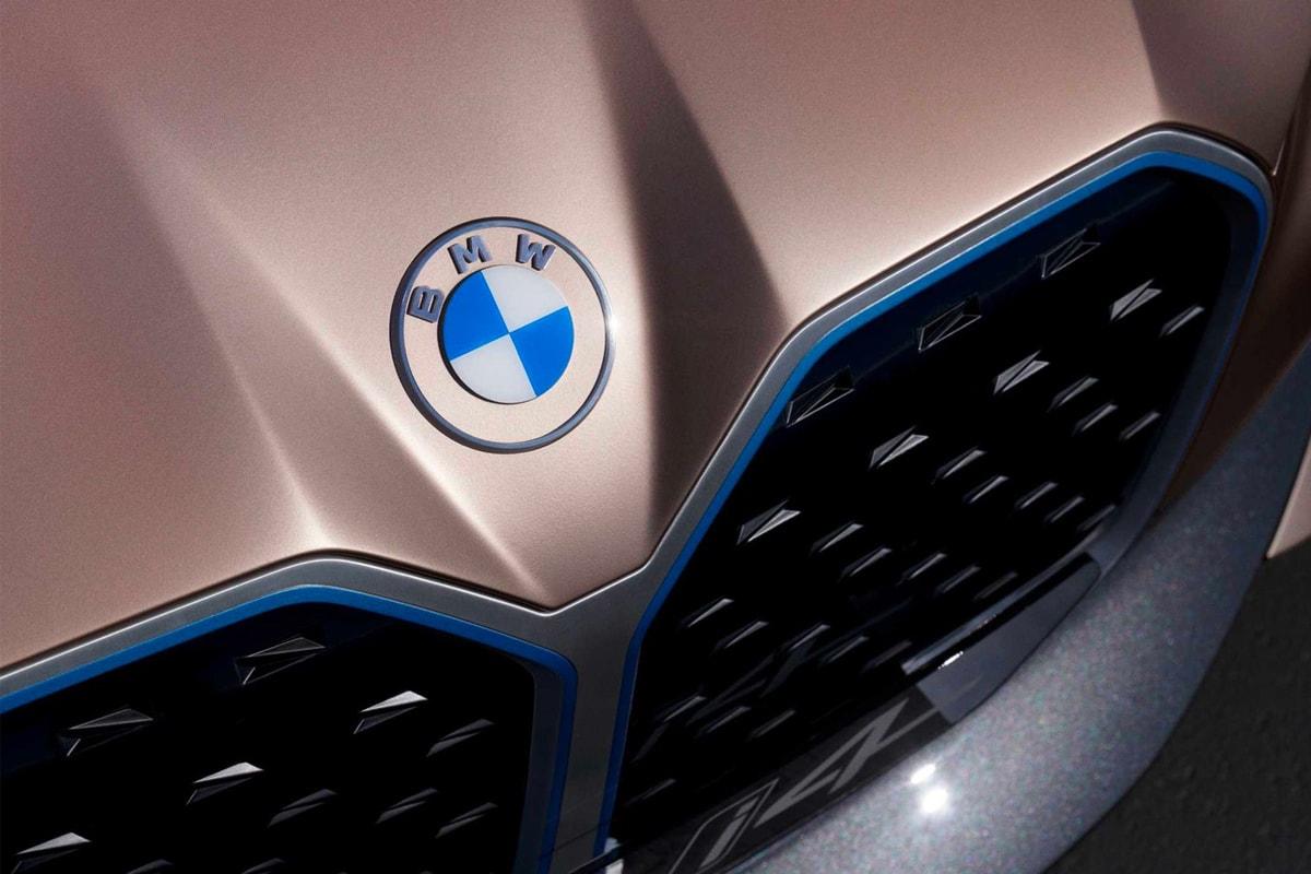 Pour la première fois en 23 ans, BMW change son logo