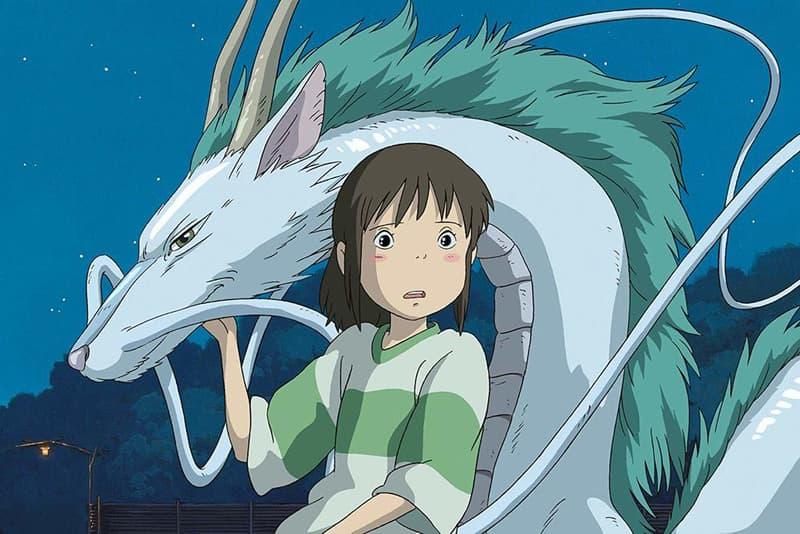 Le Voyage de Chihiro netflix