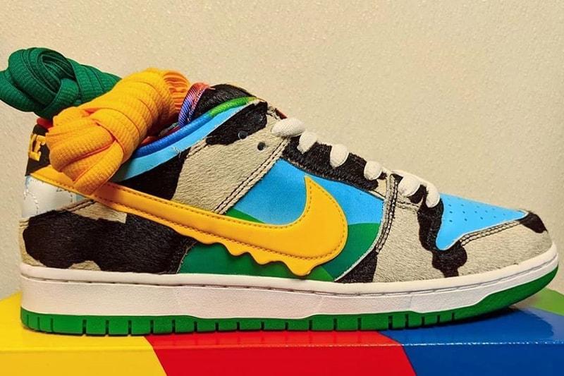 L'étonnante collaboration entre Nike et Ben & Jerry's